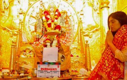 Bhumi Pednekar starts shooting for Durgavati