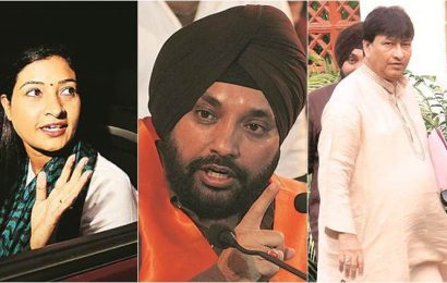 54 names on first list: Cong makes changes to 42 seats, hopes fresh faces revive fortunes