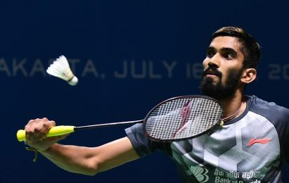 Srikanth, Verma bow out of Thailand Open