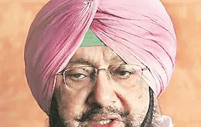Amarinder Singh differs: 'Dinkar Gupta still the Punjab DGP'
