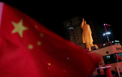 China waging information war abroad, says new report