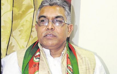 Dilip Ghosh stands by 'shot like dogs' comment, says it was for the country