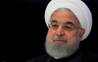 'Never threaten the Iranian nation': President Hassan Rouhani warns Donald Trump