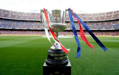 Copa del Rey: Barcelona go to Ibiza, Real Madrid meet fan-owned Unionistas