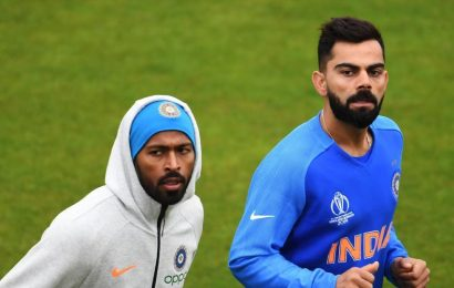 'Had a word with Virat': Hardik Pandya reveals message from Kohli after back surgery