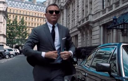 Tried to make a speech and couldn't get it out: Daniel Craig on filming final scene as James Bond