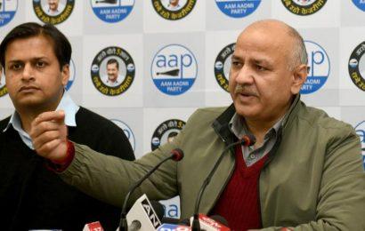 Manish Sisodia urges parents to visit schools for PTM
