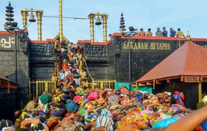 For 9-judge Sabarimala bench, CJI suggests Ayodhya hearings as the template