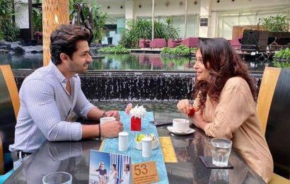 कॉफी पीते-पीते Shoaib Ibrahim की आखों में खो गई Dipika Kakar, छुट्टी के दिन इजॉय की अपनी डेट