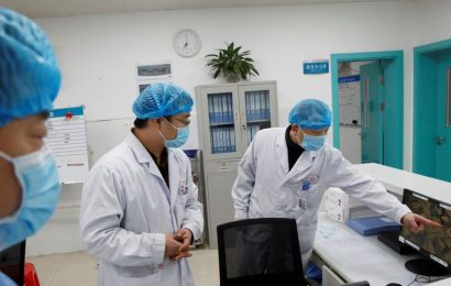 Group of China doctors warned on Jan 1 about 'SARS-like virus' in Wuhan