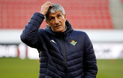 Ernesto Valverde sacked:Who is Quique Setien, Barcelona new manager?