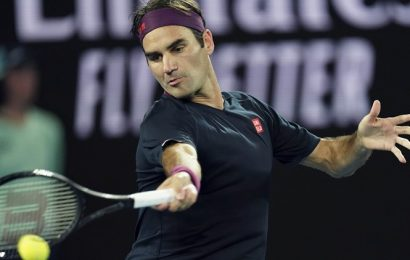 Australian Open first round: Federer starts with win, Shapovalov shouts at chair umpire in shock exit