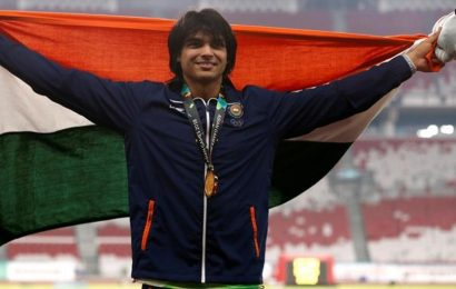 Neeraj Chopra qualifies for Tokyo Olympics 2020 with a throw of 87.86m