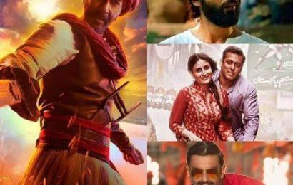 Ajay Devgn's Tanhaji: The Unsung Warrior BEATS Bajrangi Bhaijaan, Kabir Singh and Simmba at the box office – here's how   Bollywood Life