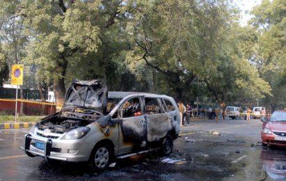 In building case against Soleimani, Trump cites New Delhi, London attacks