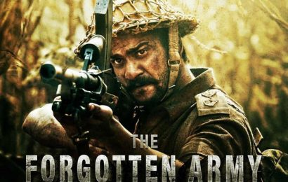 The Forgotten Army actor Sunny Kaushal: Historical genre can entertain and educate the audience