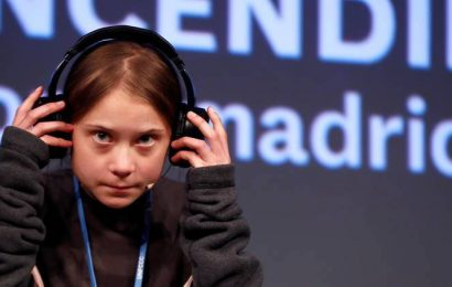 Greta Thunberg changes Twitter name to 'Sharon' after game show error