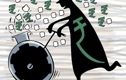 GST revenue mop-up rises to Rs 1.03 lakh cr in Dec