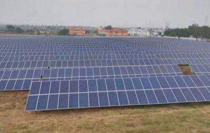 Singareni enters solar power generation