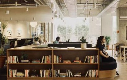 How WeWork Hyderabad encourages holistic rearing through spatial design
