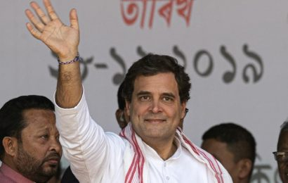 News updates from Hindustan Times: RahulGandhi to begin yatra to highlight 'government failures' on economic front and all the latest news at this hour