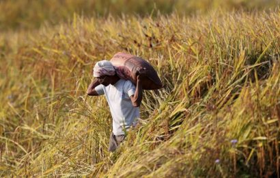Only Rs 10 crore of Rs 2,000-crore farm fund used in two years