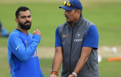 'If anyone thinks we put butter on bread, take a walk'- Ravi Shastri on coaching role