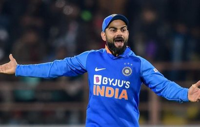 Panic button pressed early in days of social media: Virat Kohli after returning to bat at No.3 against Australia