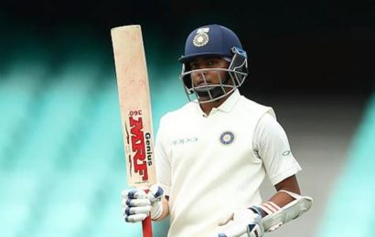 Prithvi Shaw bats in nets as selectors prepare to pick ODI, Test squads for New Zealand tour