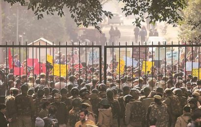 Delhi Police receives three more complaints in JNU violence