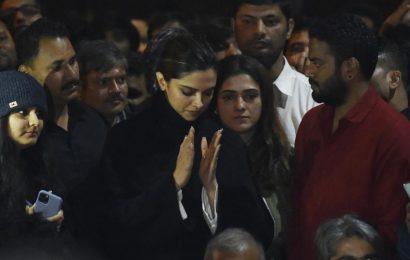 'Anyone can go anywhere': Minister on Deepika Padukone's JNU visit