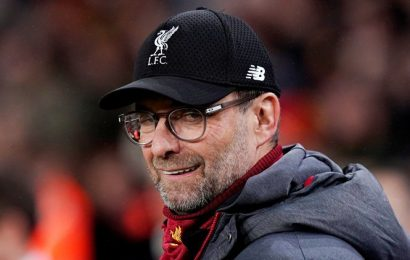 Title race not over yet, insists Liverpool's Jurgen Klopp