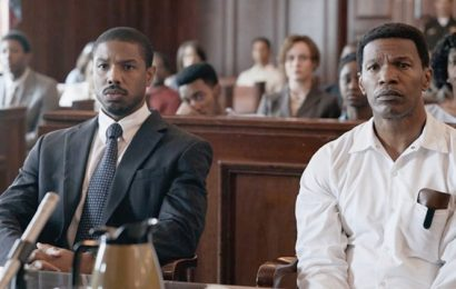 Just Mercy movie review: This Jamie Foxx film is timely and important