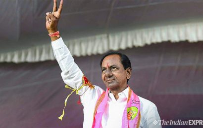 Telangana ULB elections: KCR-led TRS confident of sweeping municipal polls