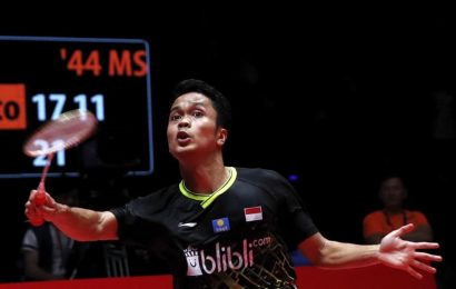 Hometown hero Ginting nabs Indonesia Masters with comeback win