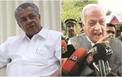 Kerala Guv seeks report from Vijayan govt over CAA suit in SC