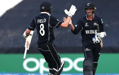 Kristian Clarke, Joseph Field's all-round show takes NZ into U-19 World Cup semifinal