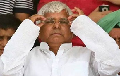Lalu appears before CBI court in the fifth fodder scam case