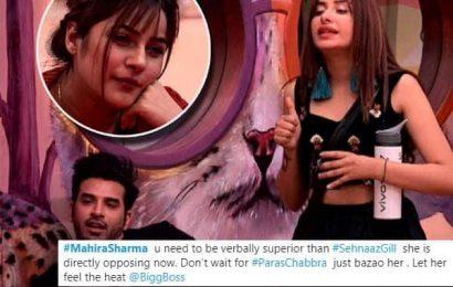 Bigg Boss 13: भरी महफिल में Shehnaaz Gill ने Mahira Sharma पर लगाए खूब लांछन, फैंस ने कहा 'तुम्हारी फितरत तो…'