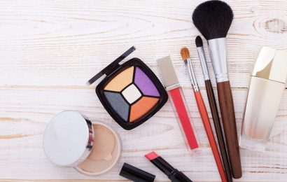 Here are five basic makeup tips for women in their 40s