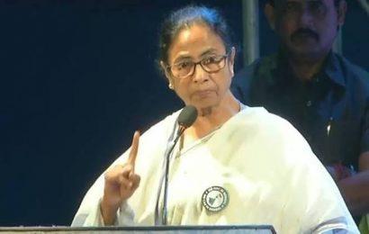 Centre allots funds to Kumbh Mela but not to Gangasagar: Mamata Banerjee