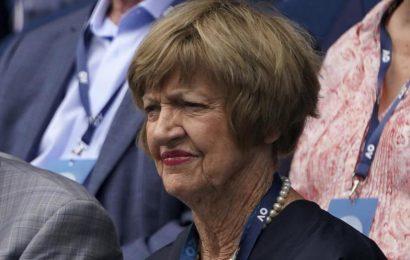 Navratilova, McEnroe blast 'homophobic' Court ahead of Grand Slam honour