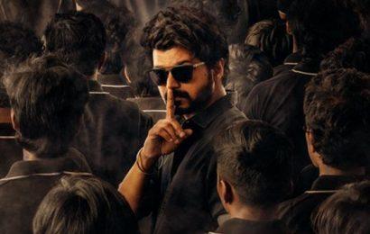 Master second look: Vijay demands your silence