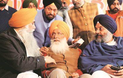 Punjab: Freeing SGPC from Badals main target, says Sukhdev Singh