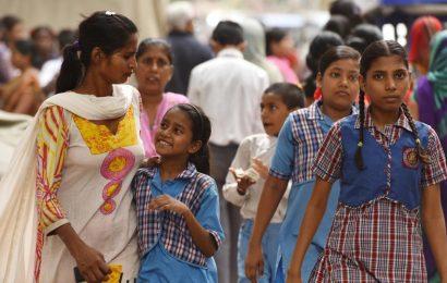Delhi government run schools hold 'mega PTM'