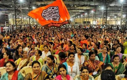 MNS launches Shivmudra-printed saffron flag, hints at tie-up with BJP in Maharashtra