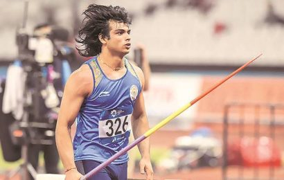 Grounded for long, Neeraj Chopra gets wings