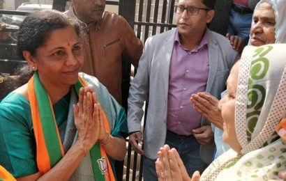 Congress standing with those who committed violence: Nirmala Sitharaman on CAA protests