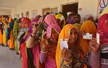 81.83 per cent turnout in third phase of Rajasthan panchayat polls