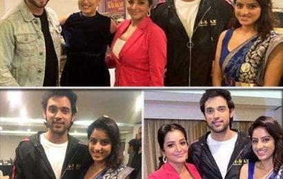 Kalakar Awards 2020: कोलकाता पहुंचकर Parth Samthaan ने Monalisa और Deepika Singh संग दिए जमकर पोज, तस्वीरें हुई वायरल
